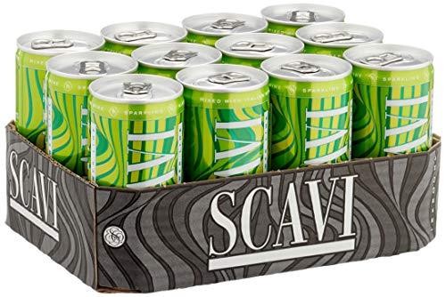 SCAVI Hugo 0,2l Dose EW, (12X0,2L), 12-er Pack