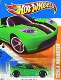 Hot Wheels 2011, Tesla Roadster 67/244. Track Stars. 1:64 Scale.