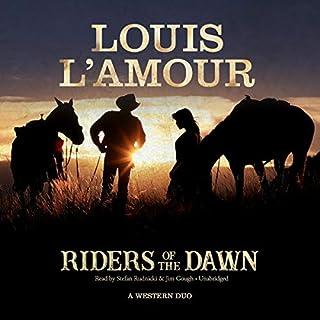 Page de couverture de Riders of the Dawn