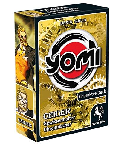 Pegasus Spiele 17436G - Yomi Einzeldeck Geiger