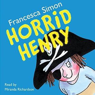 Horrid Henry cover art