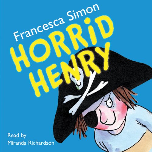 Horrid Henry cover art