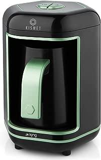 King K 605 Kısmet Türk Kahvesi Makinesi, Yeşil