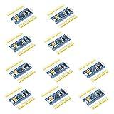 KKHMF 10個 STM32F103C8T6 ARM STM32 最小システム 開発ボードモジュール Arduinoと互換 DIY STM32F103 Miniシステムボード