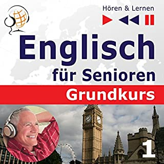 Mensch und Familie: Englisch für Senioren - Grundkurs (Hören & Lernen) Titelbild