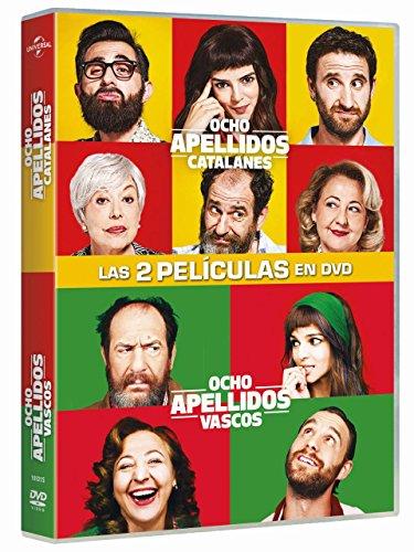 Pack: Ocho apellidos vascos + Ocho apellidos catalanes