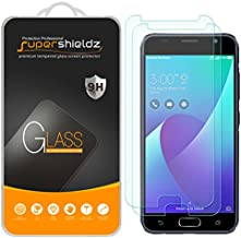 (2 Pack) Supershieldz Designed for Asus (ZenFone V) (Verizon) Tempered Glass Screen Protector, Anti Scratch, Bubble Free