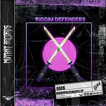 Riddim Defenders