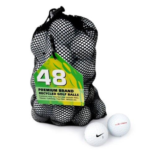 Second Chance PD 12 Balles de Golf recyclées Catégorie A