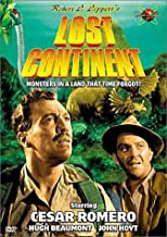 the lost continent 1968 movie