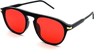 KISS - Gafas de sol Fashion mod. PHOENIX - hombre mujer FLAT TOP película de culto VINTAGE aviador