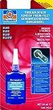 Permatex PX24212 Adhésif Frein Filet Insensible aux Surfaces, Bleu, 10 ML