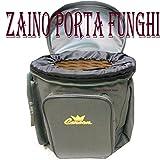 Carson Zaino Cesto per Funghi Interno in Vimini gerla Zaino Tracolla