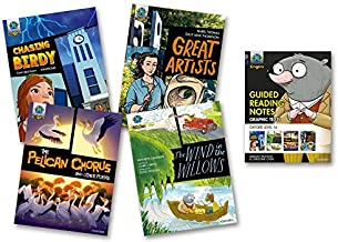 Project X Origins Graphic Texts: Grey Book Band, Oxford Level 14: Mixed Pack of 4