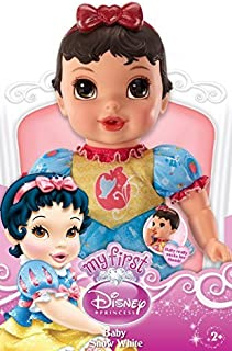 Disney My First Baby Snow White Doll