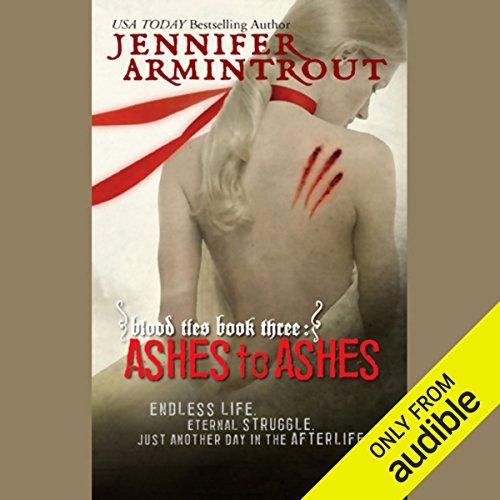 Blood Ties Book Three audiobook cover art