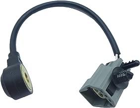 Knock Sensor Kit for Ford Lincoln Mazda Mercury L4 2.0L L4 2.3L L4 2.5L, Detonation Knock Sensor Harness 1S7A-12A699-BB 1S7Z12A699BA KS190