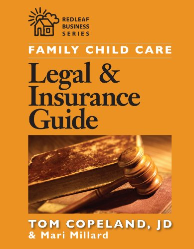 Family Child Care Legal And Insurance Guide How To Protect Yourself From The Risks Of Running A Business Redleaf Business
