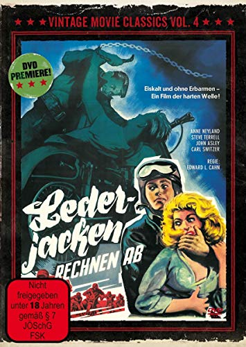 Vintage Movie Classics 04: Lederjacken rechnen ab (Streng limitiert auf 1111 Stück)
