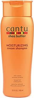 Cantu Shea Butter Moisturizing Cream Shampoo, 13.5 Ounce