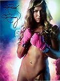 Kirkland Ronda Rousey 8 X 10 Photo Autograph on...