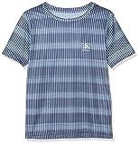 Odlo Jungen Bl Top Crew Neck S/S Boys Ceramicool Blackcomb Shirt -