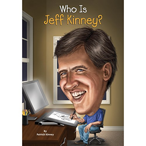 Who Is Jeff Kinney? cover art