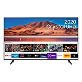 """Samsung 43"""" TU7000 HDR Smart 4K TV with Tizen OS Black"""