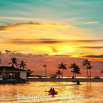 Vacations, Clarinet and Jazz Guitar