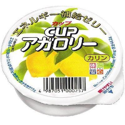 カップアガロリー カリン 83g×1個 【医療食】