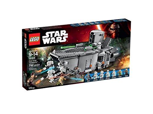 LEGO Star Wars First Order Transporter 75103 Building Kit