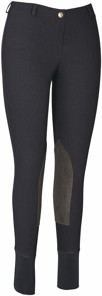 TuffRider Women's Ribb Breeches Pull-on メーカー再生品 Lowrise 祝開店大放出セール開催中