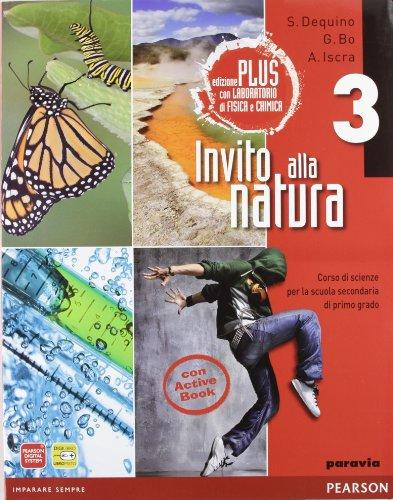Invito alla natura plus. Per la Scuola media. Con CD-ROM. Con espansione online (Vol. 3)