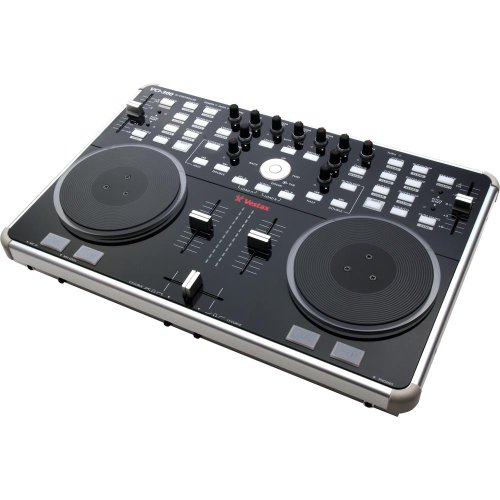 Lowest Prices! Vestax VCI-300 Dedicated USB MIDI DJ Controller for Serato ITCH (Black)