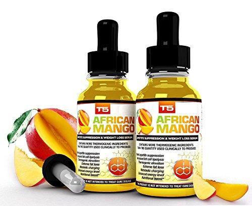 Afrikanische Mangopillen werden verwendet, um Gewicht zu verlieren