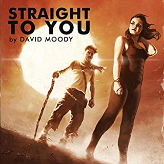 Straight to You audiobook cover art