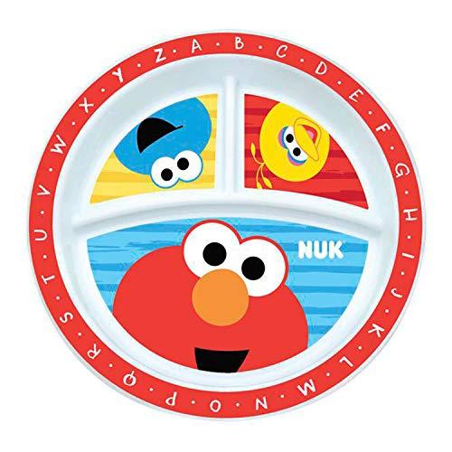 NUK Sesame Street Plate