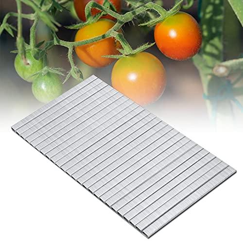 KAKAKE Fácil de Usar, no fácil de Romper, fácil de Transportar, Clavo para uñas, para pepinos, para unir Las Ramas de los Tomates,