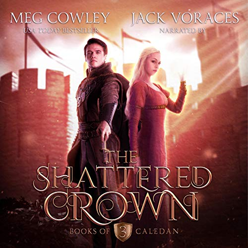 The Shattered Crown  By  cover art