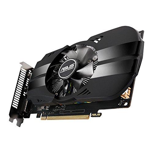 Asus GeForce GTX 1050TI PH-GTX1050TI-4G Scheda Grafica da 4 GB, DDR5
