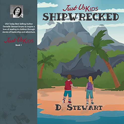 Just Us Kids: Shipwrecked audiobook cover art