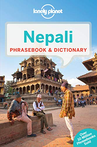 Lonely Planet Nepali Phrasebook & Dictionary