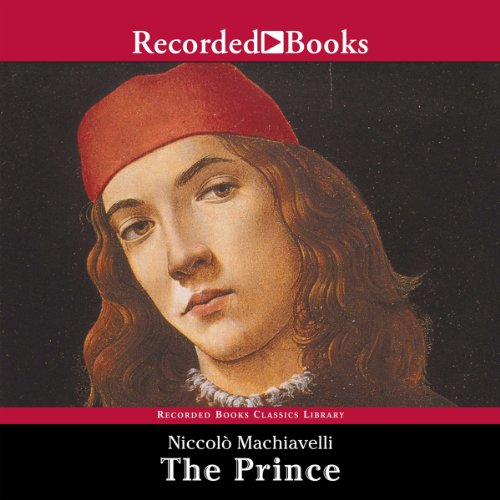 The Prince                   Written by:                                                                                                                                 Niccolo Machiavelli                               Narrated by:                                                                                                                                 Nelson Runger                      Length: 3 hrs and 13 mins     Not rated yet     Overall 0.0