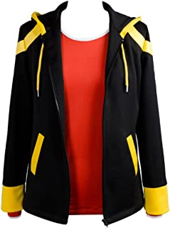 Unisex School Uniform 707 Extreme Saeyoung/Luciel Choi 7 Outfit Cosplay Costume
