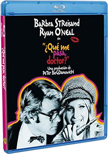¿Que Me Pasa, Doctor? Blu-Ray [Blu-ray]