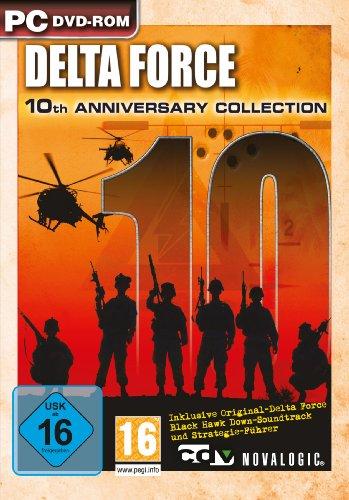 Delta Force 10th Anniversary Collection [Importación alemana]