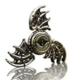 TUOKing Fidget Spinner Les ailes de dragon New Design Spinner for Adult and Kids,Spin...
