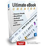 Ultimate eBook Creator - eBook Creation Software MOBI, EPUB, Word, PDF - format