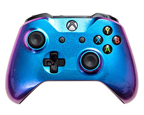 Xbox One S Modded Controller Chameleon - Xbox 1 - Master Mod Includes Rapid Fire, Drop Shot,...