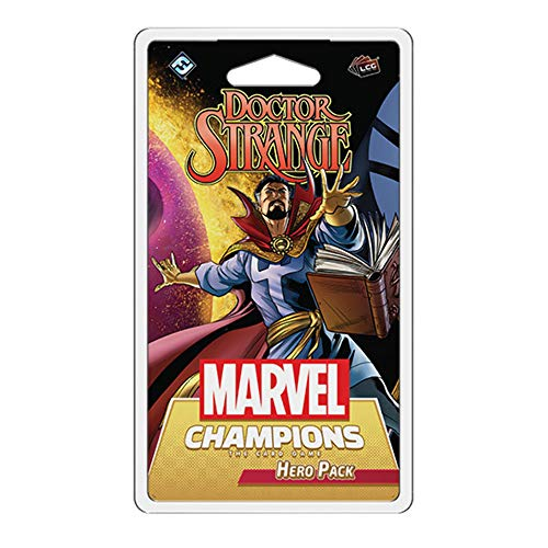 Fantasy Flight Marvel Champions: The Card Game Doctor Strange Hero Pack